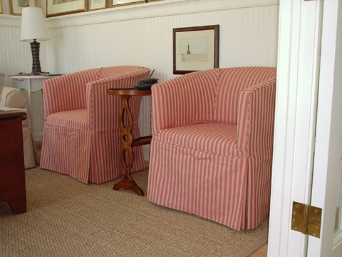 Residential and commercial upholstery fabrication and slipcovers ...